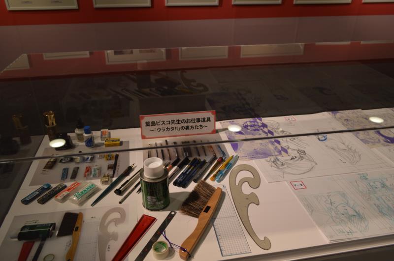 取材レポート:LaLa40周年記念原画展