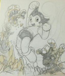 【岡山】金山明博原画展:2017年5月2日(火)~5月7日(日)