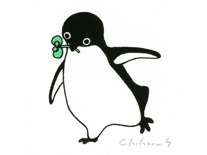 【東京】坂崎千春 展 ペンギン百態Ⅲ 色とりどり:2018年5月14日(月)~5月22日(火)