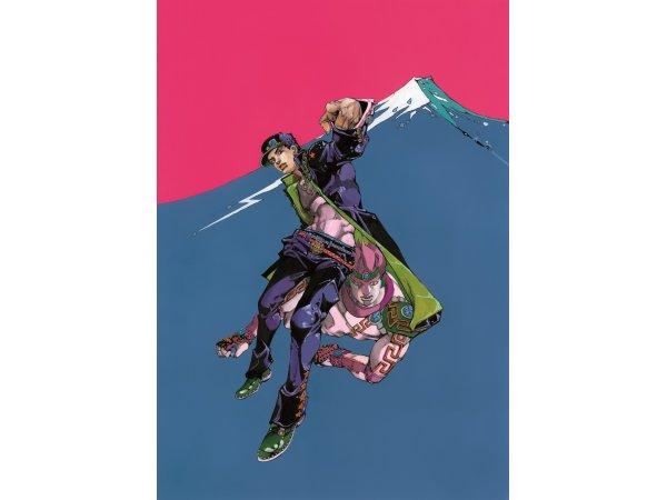 【石川】荒木飛呂彦原画展 JOJO 冒険の波紋:2020年4月25日(土)~5月23日(日)