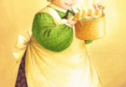 【大阪】鈴本由美原画展 クレアおばさんの世界 / 20th Anniversary:2020年9月30日(水)〜10月6日(火)